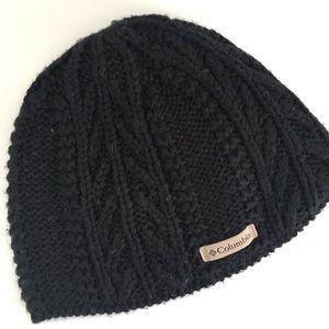 Columbia knit Omni heat winter hat